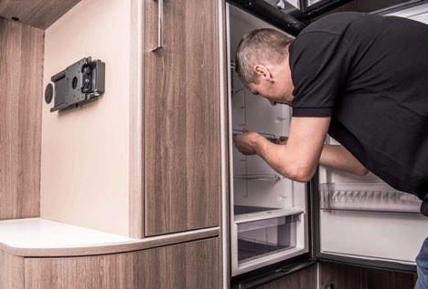 تعمیر رایج ترین خطاهای یخچال و ساید در نمایندگی تعمیر لوازم خانگی