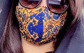 ماسک زیبای بهاره افشاری + عکس