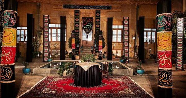 محمدحسین حدادیان امشب در سیاه پوش