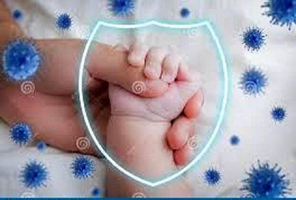 انتقال آنتی بادی از مادر به نوزاد با تزریق واکسن کرونا