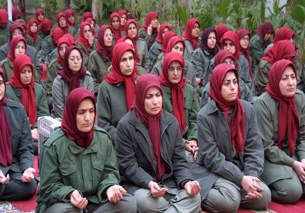 آمریکا عناصر گروهک منافقین را در شمال عراق آموزش میدهد