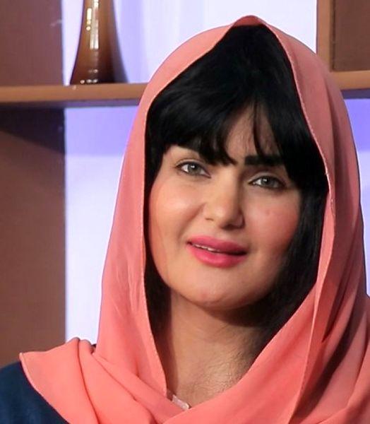 ماجرای مجری مشهور عرب با حجاب عجیبش جنجالیتر شد!