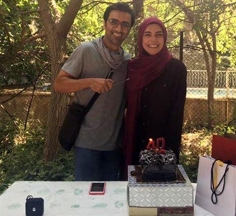 سوپرایز تولد الیکا عبدالرزاقی توسط همسر مهربانش+عکس
