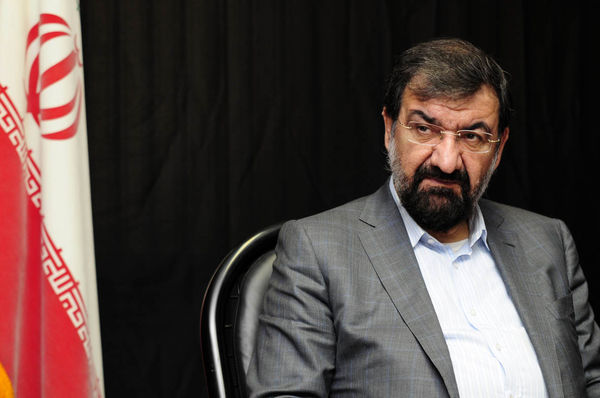 کنایه محسن رضایی به کلید روحانی