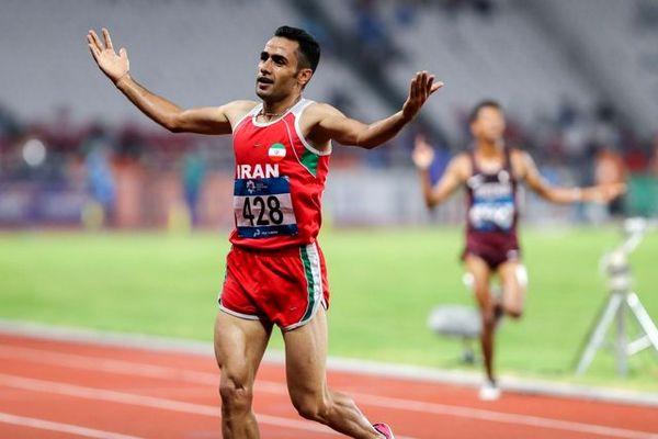 پاداش ۳۰ میلیون تومانی کمیته المپیک به قهرمان دوومیدانی ایران
