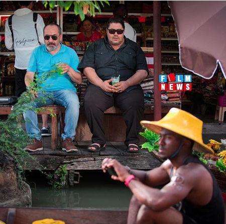 فرهاد اصلانی در تایلند + عکس