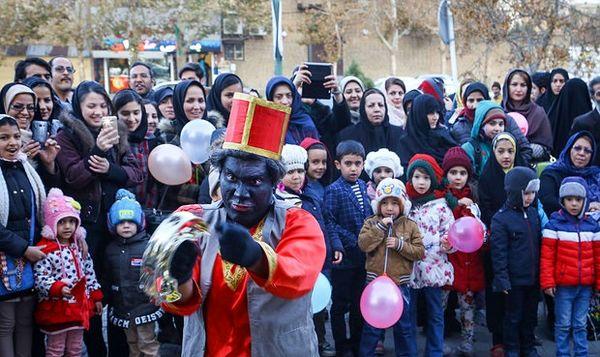 نمایشهای بخش مسابقه تئاتر خیابانی جشنواره کودک مشخص شد