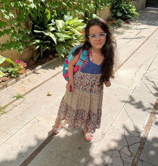 تیپ تابستانی دختر ناز مجید صالحی+عکس