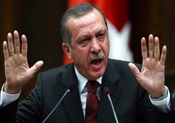 اردوغان: به تمامیت ارضی سوریه احترام می گذاریم!