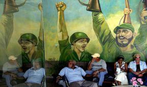 نقاشیهای دیواری جالب از کاسترو