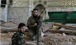 تروریستهایی که آرامگاه «حجر بن عدی» را تخریب کردند