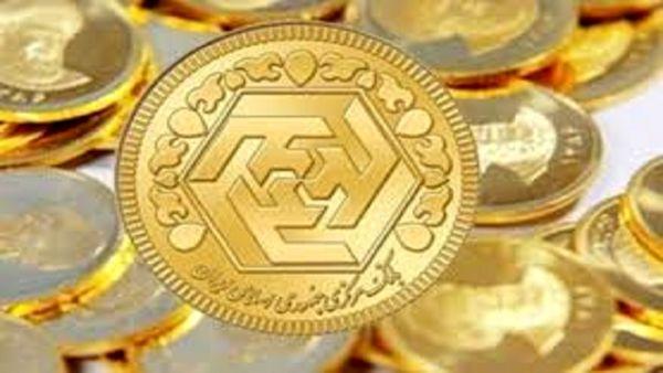 قیمت سکه و طلا در چهارم مهر