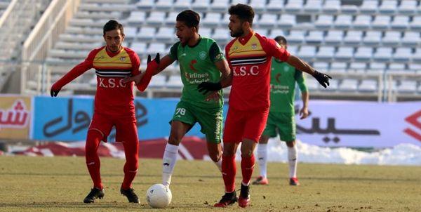 پیروزی فولاد خوزستان در هفته دوازدهم لیگ برتر