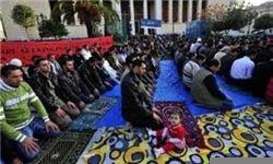اقامه نماز پس از ۹۰ سال