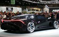 رونالدو گران قیمت ترین خودروی جهان را خرید