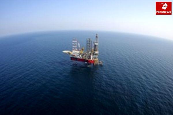 تولید آزمایشی نفت خام از پارس جنوبی