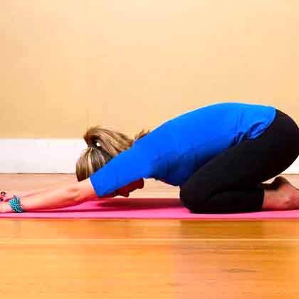 از بین بردن استرس و خستگی فقط با یک حرکت ساده!