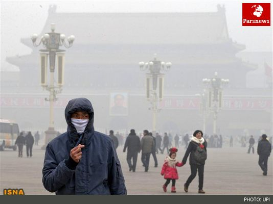 هوای آلوده بزرگترین تهدید برای سلامت بشر است
