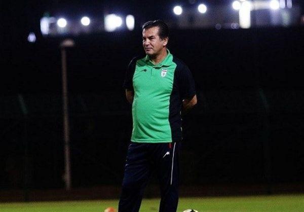 حمید استیلی: تاج به تیم امید کمک میکند
