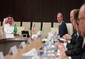 دیدار وزیر انرژی عربستان با برایان هوک در آستانه نشست اوپک