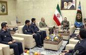 نشست هماندیشی امیر موسوی با جمعی از درجهداران ارتش برگزار شد