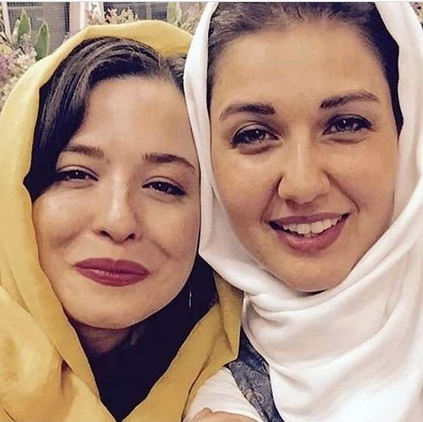 مهراوه شریفی نیا ودخترش + عکس