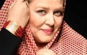 بهاره رهنما با سربند سنتی سیستان و بلوچستان