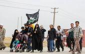 دیدار دوباره اسیر ایرانی و نگهبان عراقی در اربعین