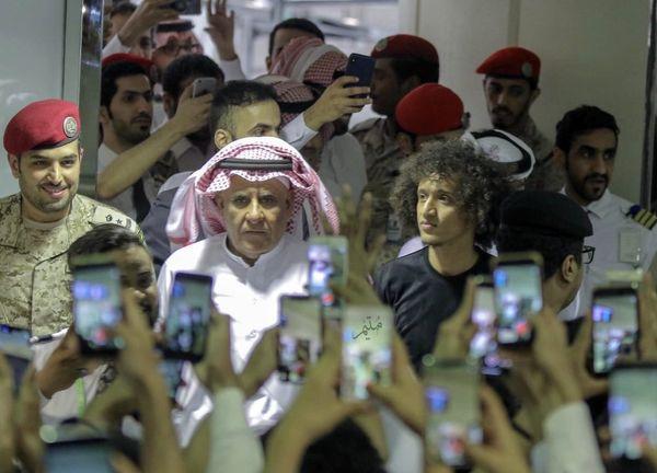 استقبال پرشور عربستانیها از ستاره 140 میلیاردی!+تصاویر