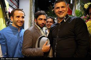 افتتاح فروشگاه لوازم ورزشی علی دایی