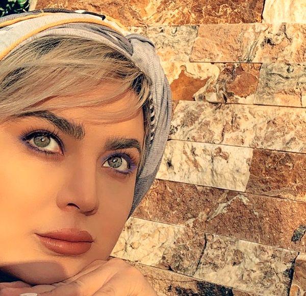 ظاهر جدید سولماز آقمقانی + عکس