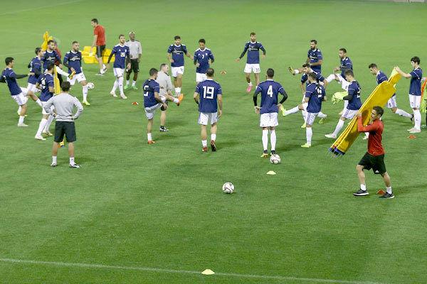 بازیکنان تیم ملی عملکرد قطر را آنالیز کردند