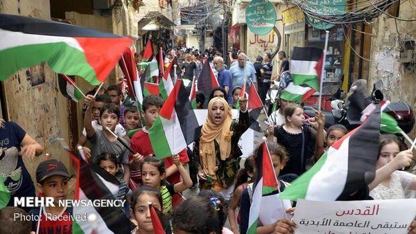 زخمی شدن بیش از ۱۰۰ فلسطینی به ضرب گلوله صهیونیستها