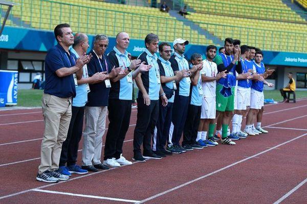 حضور ۲ عضو کادرفنی تیم ملی امید در بازیهای لیگ امید تهران