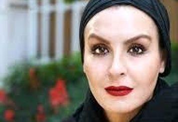 گریم متفاوت خانم بازیگر از سریال فاخری که به بنبست خورد