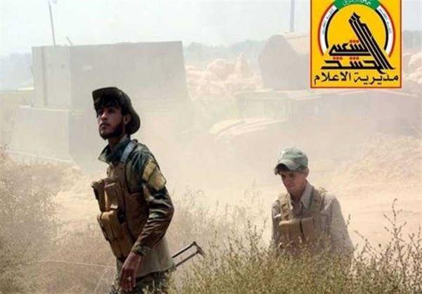 حشد شعبی عراق پاکسازی 66 روستا از بقایای داعش را آغاز کرد