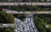 با خودروی شخصی در معابر تهران تردد نکنید