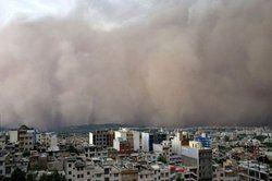 افزایش تصادفات خسارتی در پایتخت در پی طوفان روز گذشته