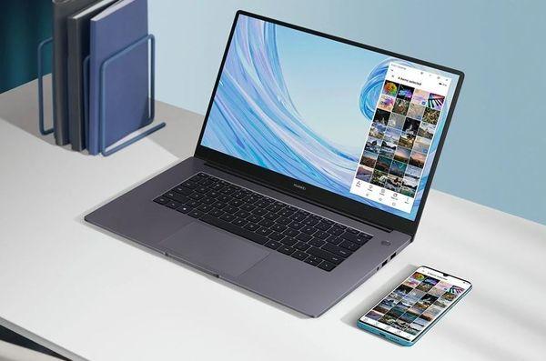 بهروزرسانی لپتاپهای سری  MateBook Dهوآوی با قابلیتهای جدید