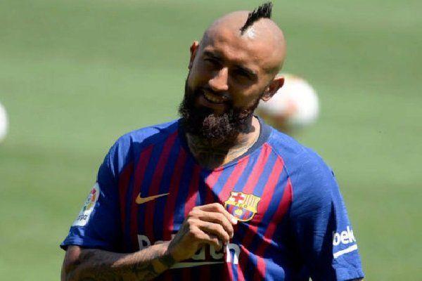 «آرتورو ویدال» چه شمارهای در بارسلونا خواهد پوشید؟