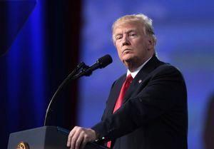 پیام دونالد ترامپ برای افتتاحیه سفارت آمریکا در قدس