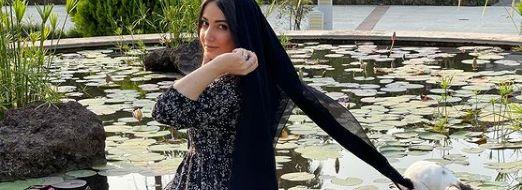 استایلیست جذاب سمیرا حسن پور + عکس