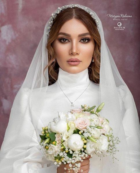 متین ستوده ازدواج کرد + عکس