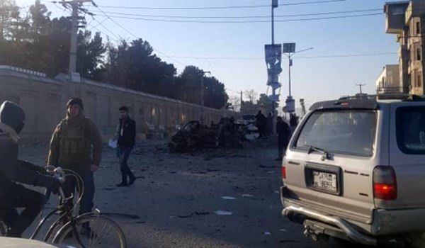 تعداد قربانیان انفجار در کابل