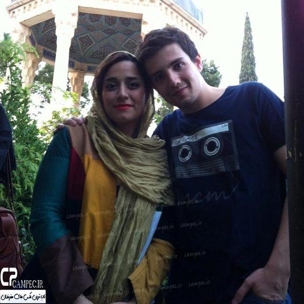 بازیگر فوق لیسانسه ها در گشت و گذار در شیراز+عکس