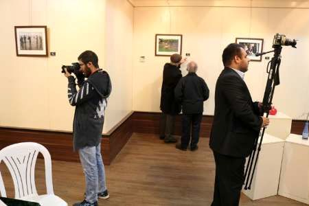 نمایشگاه عکس انفرادی نگاه من در قاب در لاهیجان افتتاح شد