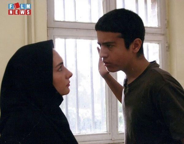 بازیگری مهرداد صدیقیان در نوجوانی + عکس