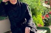 عکس زیبای ژیلا امیرشاهی در طبیعت بهاری