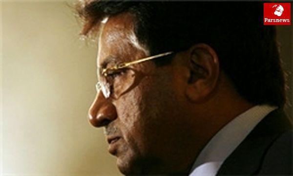 پرویز مشرف دستگیر شد
