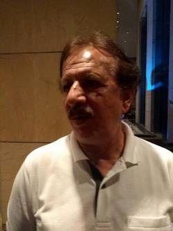 حضور فیلمساز مشهور ایرانی در لیگ برتر فوتبال هند